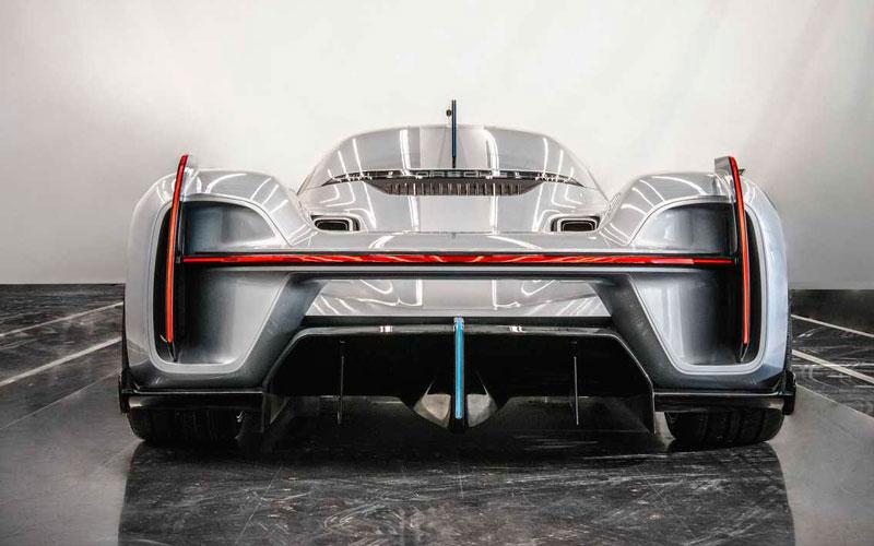 Porsche 919 Street hiperdeportivo